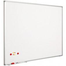 Tabla alba magnetica 120 x 300 cm, profil aluminiu SL, SMIT