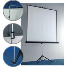 Ecran proiectie pe trepied 180 x 180 cm, SMIT