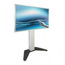"Stand mobil pentru monitor Focus touch 55""-85"", electric, SMIT - negru"