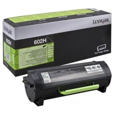 Cartus Lexmark Toner Return Nr.602H 60F2H00 10K Original