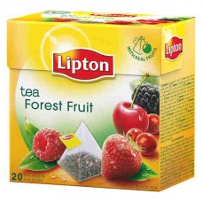 Lipton ceai fructe padure 20x1.7g