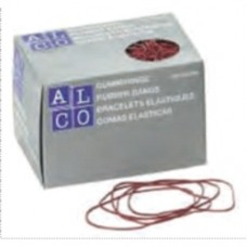 Elastice pentru bani,  500g/cutie, D 85 x 1,5mm, ALCO