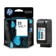 Cartus HP 23 Large Tri-colour Inkjet Print Cartridge, 30 ml, aprox. 690 pag / 15% acoperire