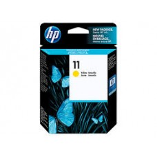 Cartus HP 11 Yellow Ink Cartridge, 28 ml, aprox. 1.750 pag / 15% acoperire