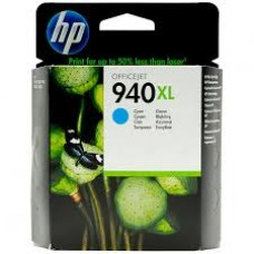 Cartus HP 940XL Cyan Officejet Ink Cartridge