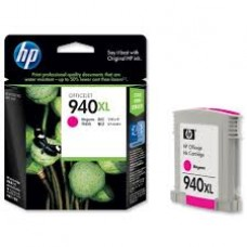 Cartus HP 940XL Magenta Officejet Ink Cartridge