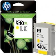 Cartus HP 940XL Yellow Officejet Ink Cartridge