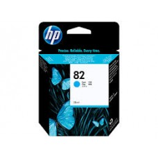 Cartus HP 82 Cyan Ink Cartridge, 69 ml