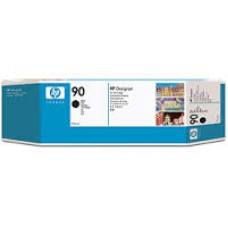 Cartus HP 90 Black Ink s 3-pack, 775 ml C5095A