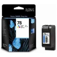 Cartus HP 78 Tri-colour Inkjet C6578D