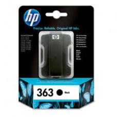 Cartus HP 363 Black  ink Vivera, C8721EE