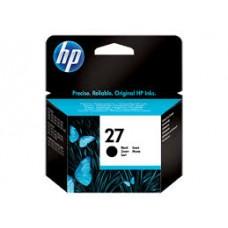 Cartus HP 27 Black Inkjet Print  C8727AE
