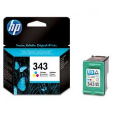 Cartus HP 343 Tri-colour Inkjet , Vivera Inks, C8766EE