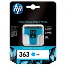 Cartus HP 363 Cyan Ink,  Vivera Ink, C8771EE