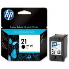 Cartus HP 21 Black Inkjet  C9351AE