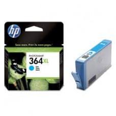 Cartus HP 364XL Cyan Ink  with Vivera Ink CB323EE