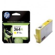 Cartus HP 364XL Yellow Ink  with Vivera Ink CB325EE