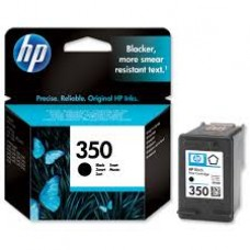 Cartus HP 350 Black Inkjet Print  with Vivera Ink CB335EE