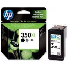 Cartus HP 350XL Black Inkjet Print  with Vivera Ink CB336EE