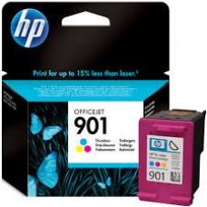 Cartus HP 901 Tri-colour Officejet Ink  CC656AE