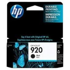 Cartus HP 920 Black Officejet Ink  CD971AE