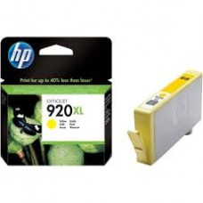 Cartus HP 920XL Yellow Officejet Ink  CD974AE