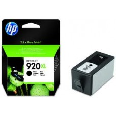 Cartus HP 920XL Black Officejet Ink  CD975AE