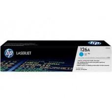 Cartus HP 126A CP1025/M175 Cyan LaserJet Print  (1000 pag) CE311A