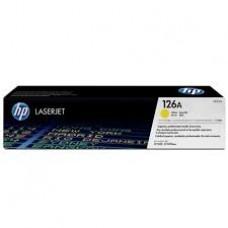 Cartus HP 126A CP1025/M175 Yellow LaserJet Print  (1000 pag) CE312A