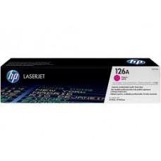 Cartus HP 126A CP1025/M175 Magenta LaserJet Print  (1000 pag) CE313A
