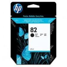 Cartus HP 82 69-ml Black Ink  CH565A