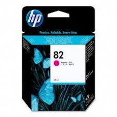 Cartus HP 82 28-ml Magenta Ink  CH567A