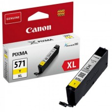 Cartus Canon Yellow CLI-571XLY 11ml Original