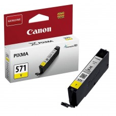 Cartus Canon Yellow CLI-571Y 7ml Original