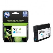 Cartus HP 951XL Cyan Officejet Ink  CN046AE