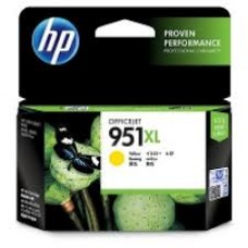 Cartus HP 951XL Yellow Officejet Ink  CN048AE