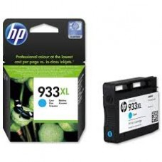 Cartus HP 933XL Cyan Officejet Ink  CN054AE