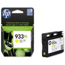 Cartus HP 933XL Yellow Officejet Ink  CN056AE