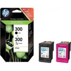 Cartus HP 300 Ink  Combo 2 Pack CN637EE