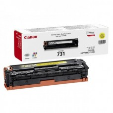Cartus Canon Toner Yellow CRG-731Y 1,5K Original