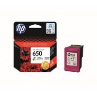 Cartus HP 650 Tri-color Ink  CZ102AE