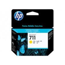 Cartus HP 711 29-ml Yellow Ink  CZ132A