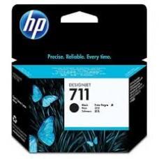 Cartus HP 711 80-ml Black Ink  CZ133A