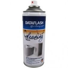 Spuma curatare suprafete din plastic, metal, sticla (nu pentru TFT/LCD/Plasma), 400ml, DATA FLASH