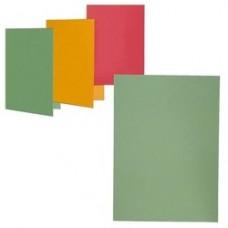 Dosar carton simplu ELBA - galben