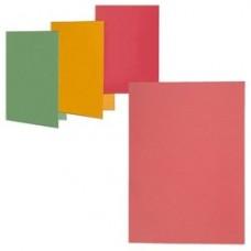 Dosar carton simplu ELBA - rosu