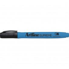 Textmarker ARTLINE Supreme, varf tesit 1.0-4.0mm - albastru deschis