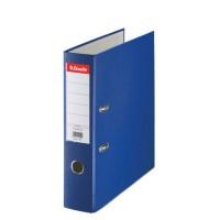 Biblioraft ESSELTE Economy, A4, plastifiat PP, margine metalica, 75 mm