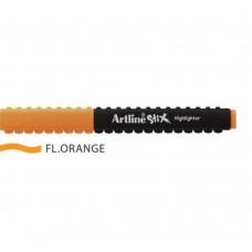 Textmarker ARTLINE Stix, varf tesit 1.0-4.0mm - portocaliu fluorescent