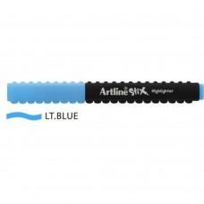 Textmarker ARTLINE Stix, varf tesit 1.0-4.0mm - albastru deschis